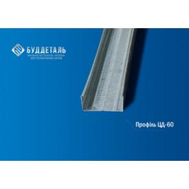 Профіль для гіпсокартону CD-60 ( 0.4 мм) 3 м.