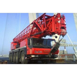 Оренда Автокран 130 тонн Grove GMK 5130-1
