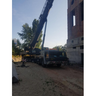 Услуги автокрана 220 тонн Tadano ATF 220 G-5