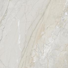 плитка для підлоги DAVOS прогрес світлий сірий полірований 60х60см