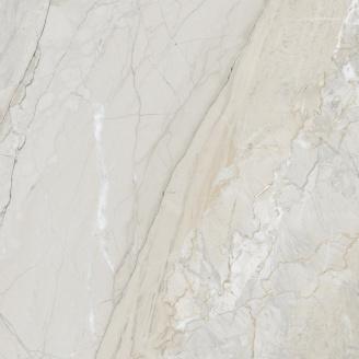 плитка для пола DAVOS прогресс светлый серый полированный 60х60см