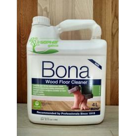 Моющее средство Bona Wood Floor Cleaner 4 л для Бона Спрей Моп