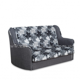 диван Марго 1,2 1550х1000мм ППУ 120х190 Виркони / Люксор