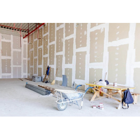 Монтаж стін з гіпсокартону