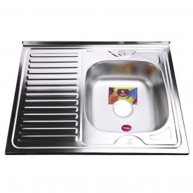 Мойка кухонная Mira MR 8060 R E Satin Right