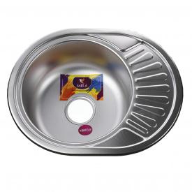 Мойка кухонная Mira MR 5745 D Decor