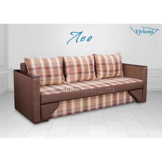 диван Лео Боннель 2100х820мм 135х190 Вірконі / Люксор