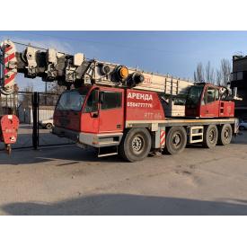 Автокран до 65 тонн RIGO