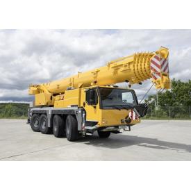 Автокран до 60 тонн Liebherr