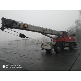 Автокран до 50 тонн RIGO
