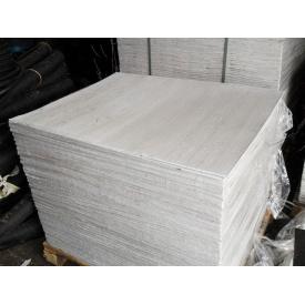 Картон асбестовый 2х800х1000 мм КАОН