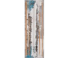 Декор для стін SNOWDROPS INSERTO LINES 20x60