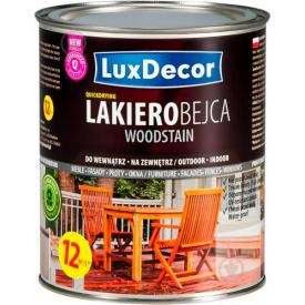 Лакобейц для древесины LuxDecor орех 2,5 л