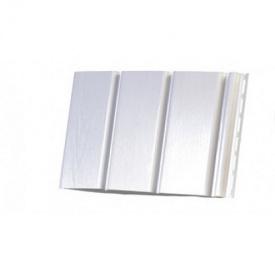 Софит панель гладкая 300x3000мм RainWay, белая