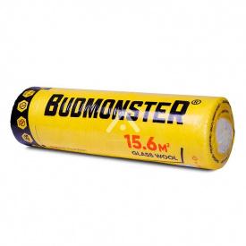 Скловата BudMonster ВМ 10.1, 2х50х1200х6500 мм, 15.6 м2