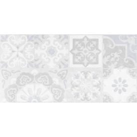 Керамічна плитка Doha сірий печворк №1 300х600