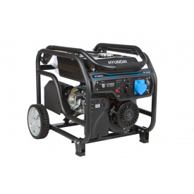 Бензиновый генератор Hyundai HHY 7050FE-T (5.5 кВт)