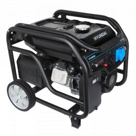 Бензиновый генератор Hyundai HHY 10050FE (8 кВт)