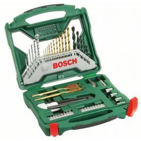 Набор сверл и бит Bosch X-Line-Titanium (50 шт.) (2607019327)