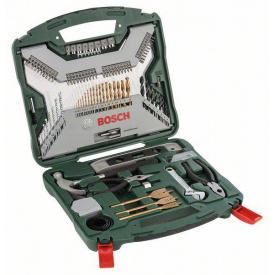 Набор сверл и бит Bosch X-Line-Titanium (103 шт.) (2607019331)