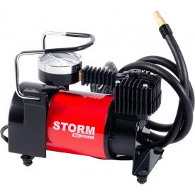 Автокомпрессор Storm Big Power 10 Атм 37 л/мин 170 Вт