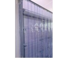Промышленные ПВХ шторы вертикальные 300x3
