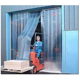 Промышленные ПВХ жалюзи вертикальные 200x2