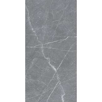Керамограніт Inter Cerama PULPIS 1200х600 мм сірий полірований (12060 40 071/L)