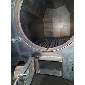 Печь отопительно-варочная типа булерьян ЧГ-200 до 200 м2