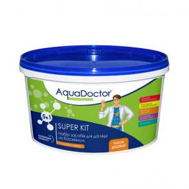 Химия для бассейна набор AquaDoctor Super Kit 5 в 1