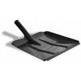 Лопата для снега металлическая 360х340 мм (Украина) ВИСТ
