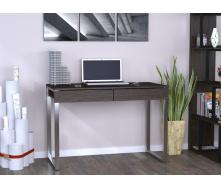 Письмовий стіл L-11 Loft-design 110х550х750 мм темний