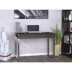 Письменный стол L-11 Loft-design 110х550х750 мм темный