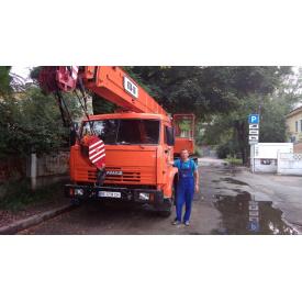 Оренда автокрана КамАЗ КТА-16 16 т 21,7 м