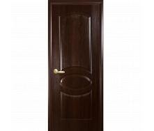Межкомнатная дверь NS Овал П/Г новый стиль фотртис