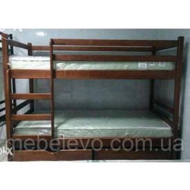 Двох`ярусне ліжко Кенгуру горіх Меблі-Сервіс
