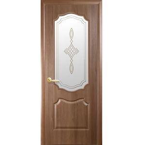 Межкомнатная дверь NS Вензель р1 новый стиль фортис