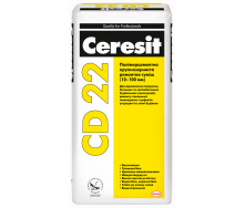 CD22 Суміш для ремонту і відновлення грубозерниста 25 кг