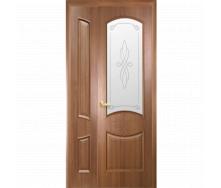 Межкомнатная дверь NS Донна р1 Новый Стиль Двустворчатые двери