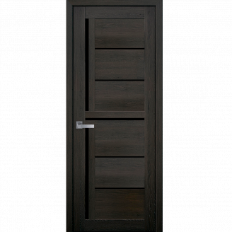Міжкімнатні двері NS Діана BLK Italia Мода ПВХ ULTRA