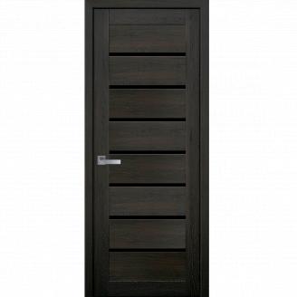 Міжкімнатні двері NS Леона BLK Italia Мода ПВХ ULTRA