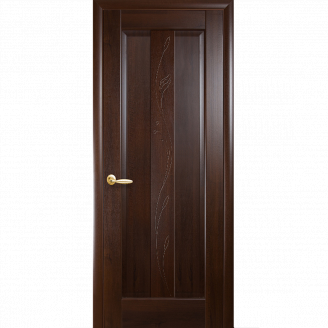 Міжкімнатні двері NS Прем`єра + фреза новий стиль Маестра