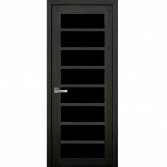 Міжкімнатні двері NS Віола BLK Italia Мода ПВХ ULTRA