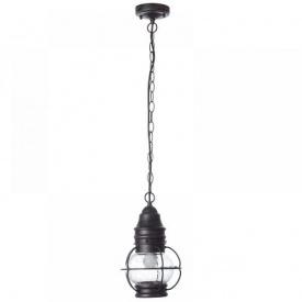Светильник уличный подвесной Brille GL-100 C BK (34-056)
