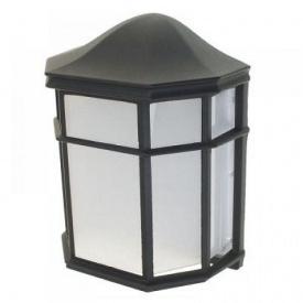 Светильник уличный настенный Brille GL-110 AМ BK (34-288)