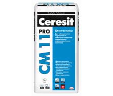 CM11 Pro Клей для малогабаритної керамічної і керамогранітної плитки 27 кг