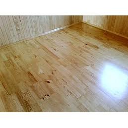 Дошка підлоги зрощена 26x75мм * 4,0 м з фаскою 1 сорт