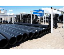 Труба для воды 280 мм Планета Пластик SDR 17 полиэтиленовая для холодного водоснабжения