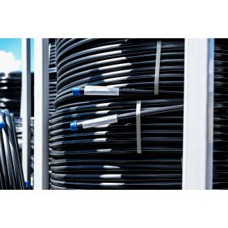 Труба для води 32 мм Планета Пластик SDR 13,6 поліетиленова для холодного водопостачання