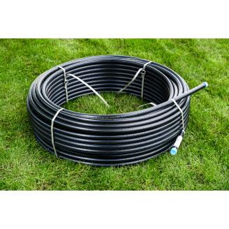 Труба для води 40 мм Планета Пластик SDR 11 поліетиленова для холодного водопостачання